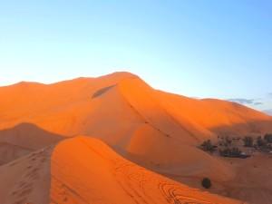 dunes de merzouga