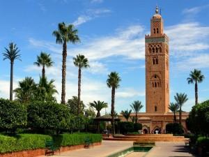 Marrakech desert