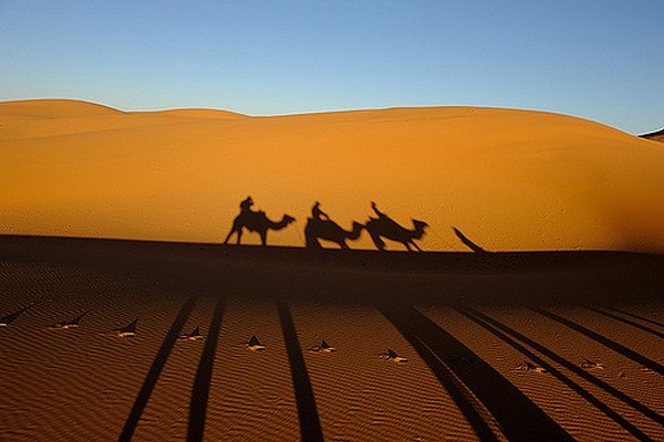 Marrakech - Merzouga 3 jours