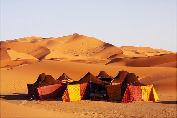Marrakech - Zagora 2 jours