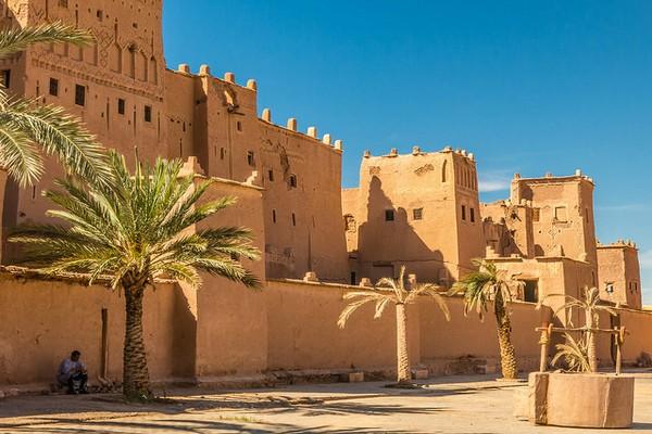 Excursion au départ de Ouarzazate