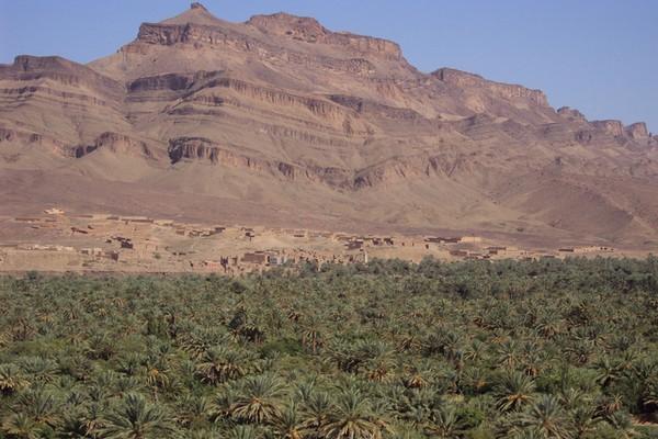Marrakech - dunes de Chegaga