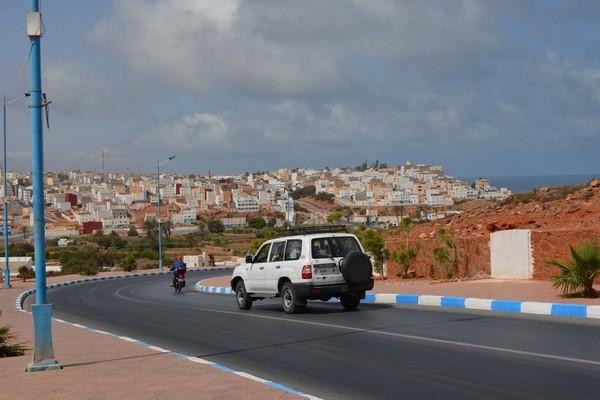 Transferts à travers tout le Maroc